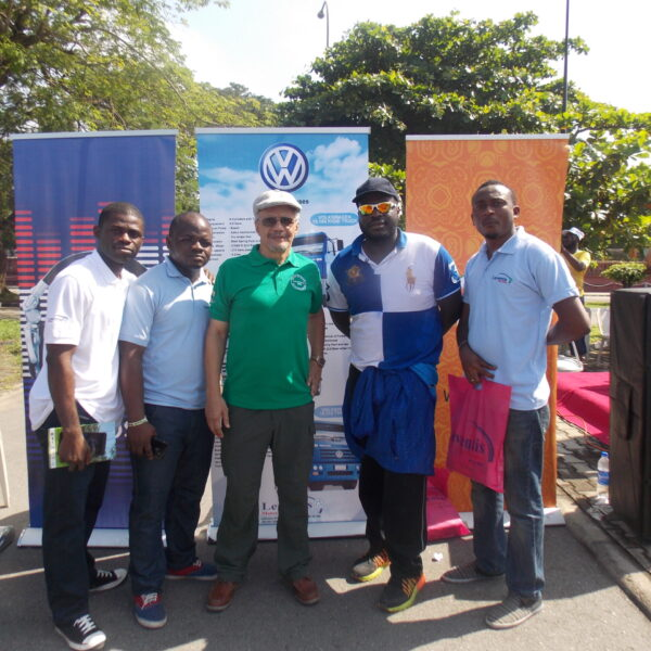 2016-AGL at the walk for nature organised by LASG-NCF