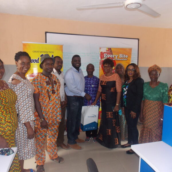 2017 - AGL Donates ICT chairs and tables to Birrel College, Sabo, Lagos.