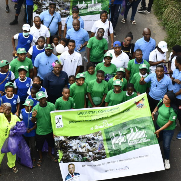 2019-AGL at the walk for nature organised by LASG-NCF