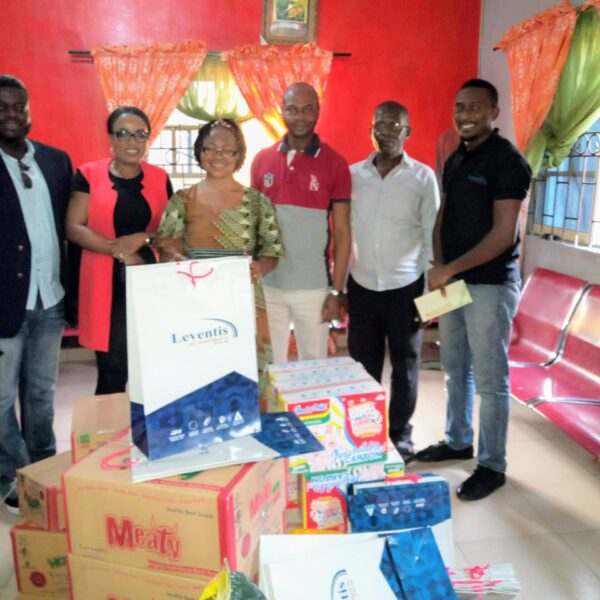 2018- AGL CSR Team To The Chosen Child Orphanage Care Centre, Ijora, Lagos.