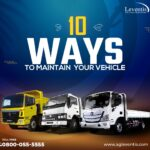 10 Ways to maintain your vehicle